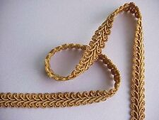 14 YARDS of Beautiful French Style Braid Gimp Trim ~ YOUR CHOICE of 14 COLORS