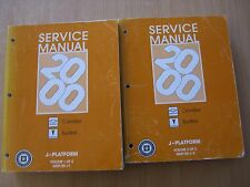 Werkstatthandbuch Repair shop service manual Chevrolet Cavalier Pontiac Sunfire