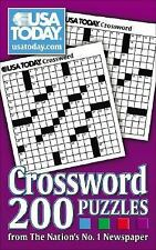 USA TODAY Crossword: 200 Puzzles from The Nation's No. 1 Newspaper, USA TODAY