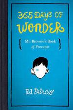 365 Days of Wonder by R. J. Palacio (Hardback, 2014)