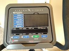 Vision Fitness Recumbant Exercise Bike