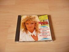 CD The Very Best of Bonnie Tyler - 1991 - 13 Songs incl. Lost in France