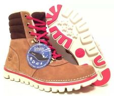 TIMBERLAND A12E6 CONANT RT ORTHOLITE WOMEN'S WATERPROOF NUBUCK BOOT. SZ: 9