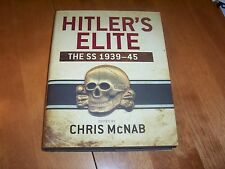 HITLER'S ELITE The SS 1939-45 Panzer Grenadier Division Arms WWII Nazi Book NEW