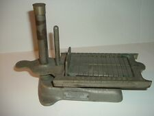 Vintage Heavy Metal Champion Butter Cutter