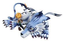 Digimon Adventure Garurumon & Yamato G.E.M. Series Figure