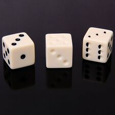 Mirror Dice Illusion Trick Game Magic Props H1