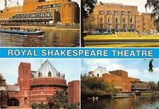 Royal Shakespeare Theatre Boat River, Stratford upon Avon