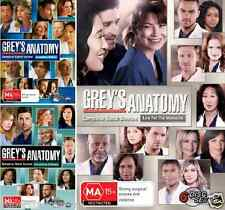 Grey's Anatomy COMPLETE Season 8, 9 & 10 : NEW DVD