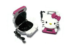 Dollhouse Miniatures Electric Kitty Waffle Maker Bakery Accessories Shop