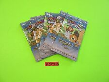 WEBKINZ TRADING CARDS 5 UNOPENED PACKS RETIRED SERIES 1