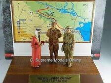 DESERT STORM GENERALS KING FAHD 1/32ND SCALE CC59192 CORGI EXAMPLE BXD T3412Z(=)