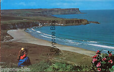 White Park Bay Co Antrim Postcard Northern Ireland
