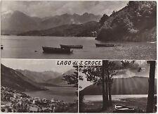 LAGO DI S.CROCE - VEDUTINE - FARRA D'ALPAGO (BELLUNO) 1967