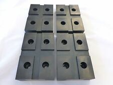 Globe Lift Arm Pad replacement (4 Pads) Rectangle 4 Bolt On FREE SHIPPING