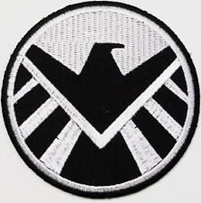S.H.I.E.L.D. (IRON-MAN) Marvel SHIELD AGENT Movie Iron-On Embroide No-10