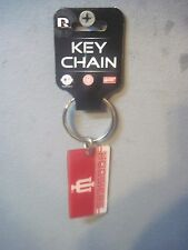 IU INDIANA UNIVERSITY HOOSIERS PLASTIC KEY CHAIN
