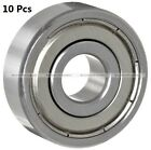 SMB 10Pcs/Set 624ZZ 4mmx13mmx5mm 624Z Radial Ball Bearings 3D Printer Reprap S3