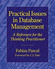 Practical Issues in Database Management: A Reference for the Thinking -ExLibrary