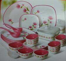 Dinner Set Microwaveable 32 Pcs with Warranty