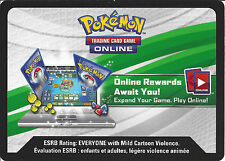 POKEMON: ONLINE CODE CARD FROM THE SPRING 2015 KYOGRE EX TIN