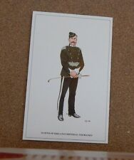 Military Uniforms Postcard North Of Ireland imperial yeomanry  .unposted