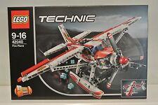 LEGO Technic 42040-Fire Plane -/Nuovo Di Zecca Sigillato in Fabbrica