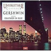 George Gershwin - Unforgettable Classics (1998)