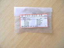 HZ6C3L Diode - 2 DIODES ONLY For Sony TC-FX, PCV, TC - Sony Part 8-719-910-69