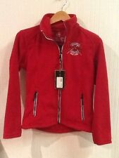 NWT'S Childs MOUNTAIN HORSE RED BIANCA FLEECE JACKET X-Large