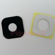New Replacement Back Camera GLASS Lens Cover Adhesive For HTC One M9