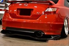 HONDA CIVIC 8&9TH COUPE VOLTEX LOOK REAR BUMPER DIFFUSER GRP