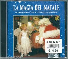 La Magia del Natale col Suono delle Zampogne (2000) CD NUOVO Caro Gesù Bambino