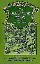 The Olive Fairy Book by Andrew Lang (Paperback, 1998)