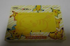 NEW Nintendo 3DS LL XL Console Pokemon Pikachu Yellow Japan ver. with Tracking