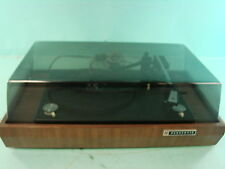 Vtg Panasonic Model RD7673 Automatic Turntable Record Player 4-Speed Wood