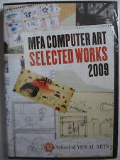 MFA School of Visual Arts Computer Art Selected Works 2009 New Sealed