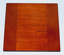 "1 LENS BOARD 4.5x4.5"" for Eastman 2D 5x7"" made of solid Maple wood, free hole"