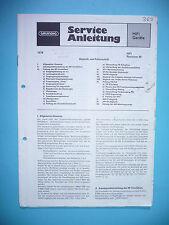 Service Manual-Anleitung für Grundig Receiver 20, Jahr 1976  ,ORIGINAL
