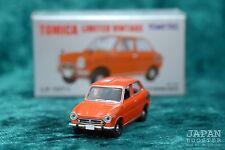 [TOMICA LIMITED VINTAGE LV-107a 1/64] SUZUKI FRONTE SSS 360 (Orange)