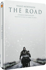 The Road - Limited Edition Steelbook - Blu-ray - New