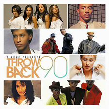 J. ARMZ -  THROWBACK 90 (MIX CD) En Vogue, After 7, Troop, Babyface, Samuelle...