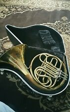 Single French Horn Case included