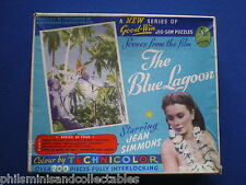 The Blue Lagoon  Jean Simmons  1949 Film Scene Jigsaw Puzzle