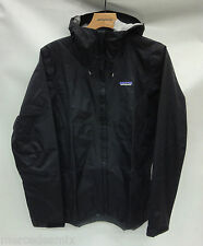 Patagonia Mens Torrentshell Rain Jacket 83802 Black Size Medium