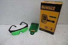 DEWALT DE0892G DETECTOR DE0730G CARD DE0714G GLASSES FOR GREEN LASER LINE LEVELS