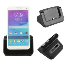 Desktop Dual USB Battery Charger Charging Dock Cradle for Samsung Galaxy Note 4