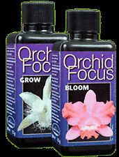Orquídea Focus Alimento Vegetal-crecer & Bloom-Nutrientes Para Orquídeas..2 X 100ml