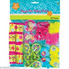 (48pc) PINK MOD MONKEY LOVE FAVOR KIT PACK ~ Birthday Party Supplies Toys Prizes