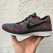 Nike Flyknit Lunar 3  - UK 8.5 - Eur 43 - Multicoloured